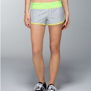 Lululemon Run Speed short Wee Are From Space